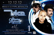 #MakeItPlatinum Event in Dallas on 12/12/12