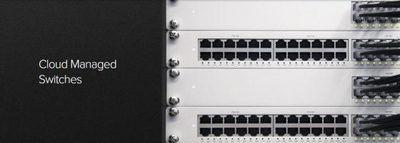 Cloud Managed Switches